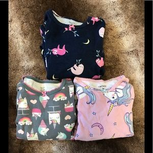 Carter's Pajama Sets